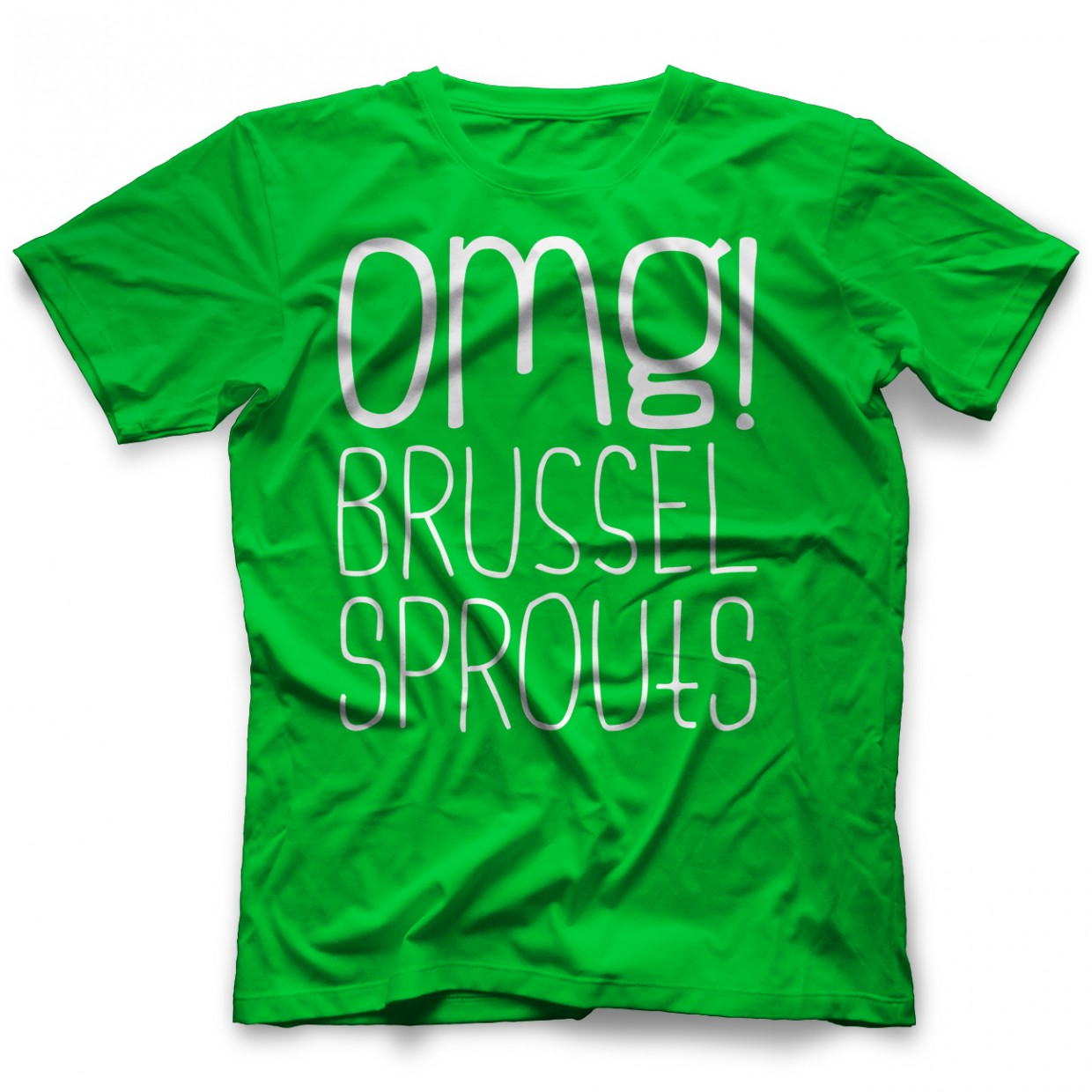OMG! Brussel Sprouts