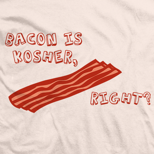Bacon Is Kosher