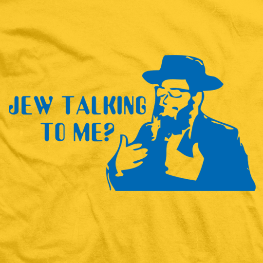 Jew Talking