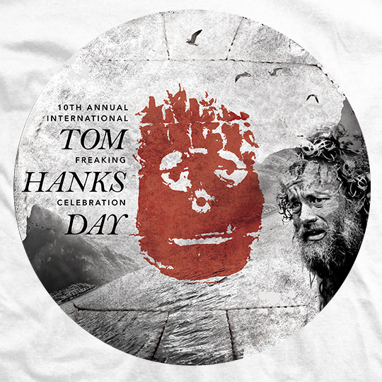 10th Annual Tom Hanks Day