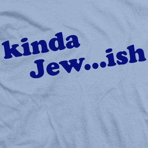 Kinda Jewish