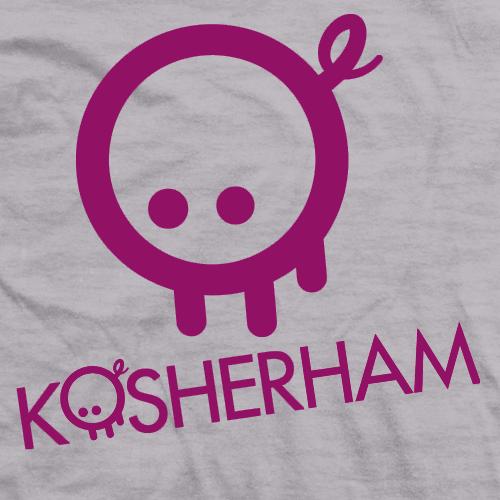 Kosher Ham Pink