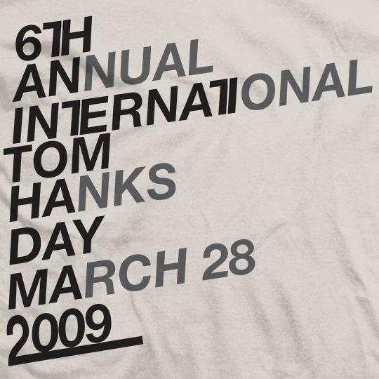 6th Annual Tom Hanks Day