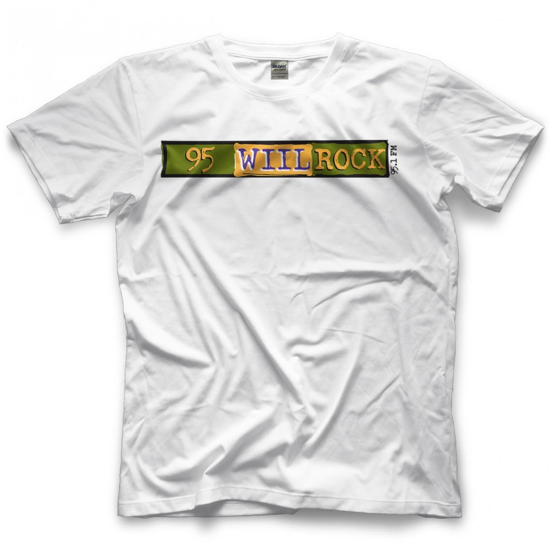 95 Will Rock 95 Will Rock Logo T-shirt