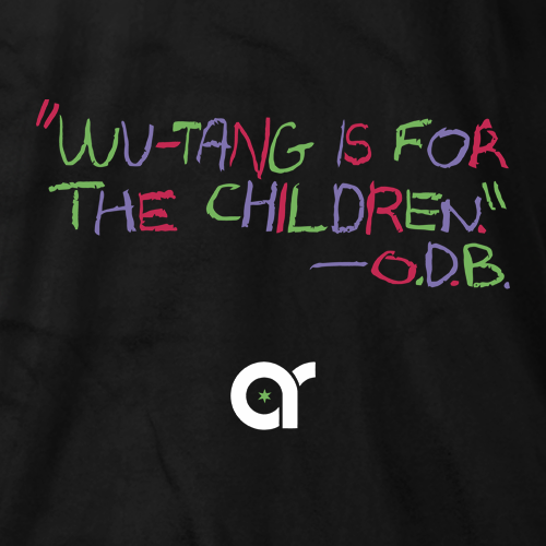 Wu Tang Is For The Children