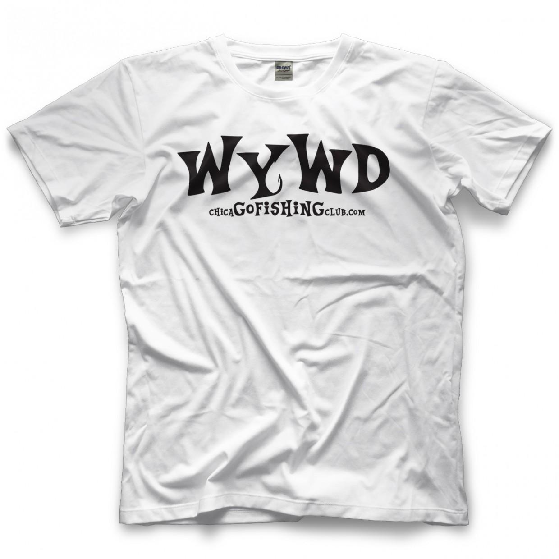 Chicago Fishing Club Original WYWD Light T-shirt