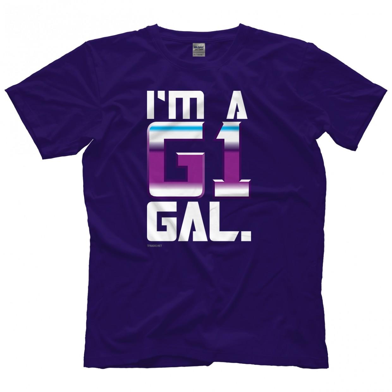 I'M A G1 GAL