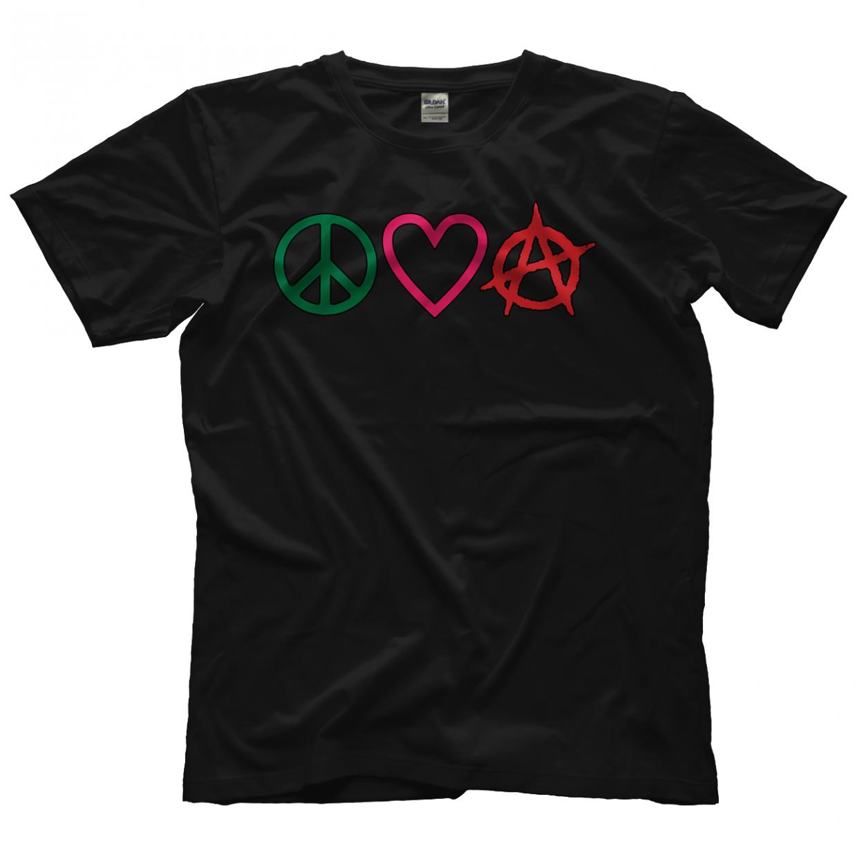 Peace Love Anarchy