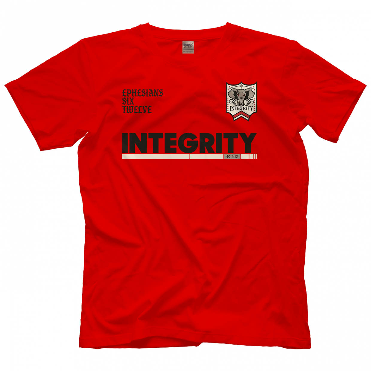 Soccer Shirt - Red