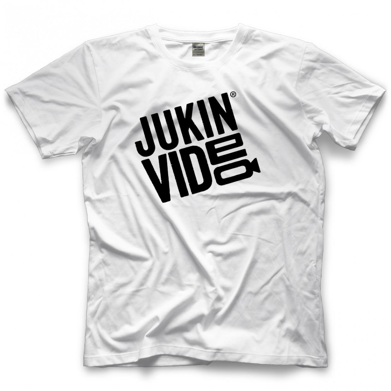 Jukin Video White T-shirt