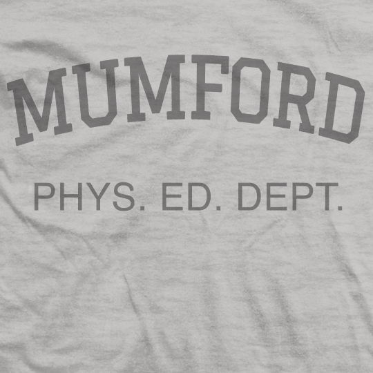 Mumford Phys. Ed. Dept.