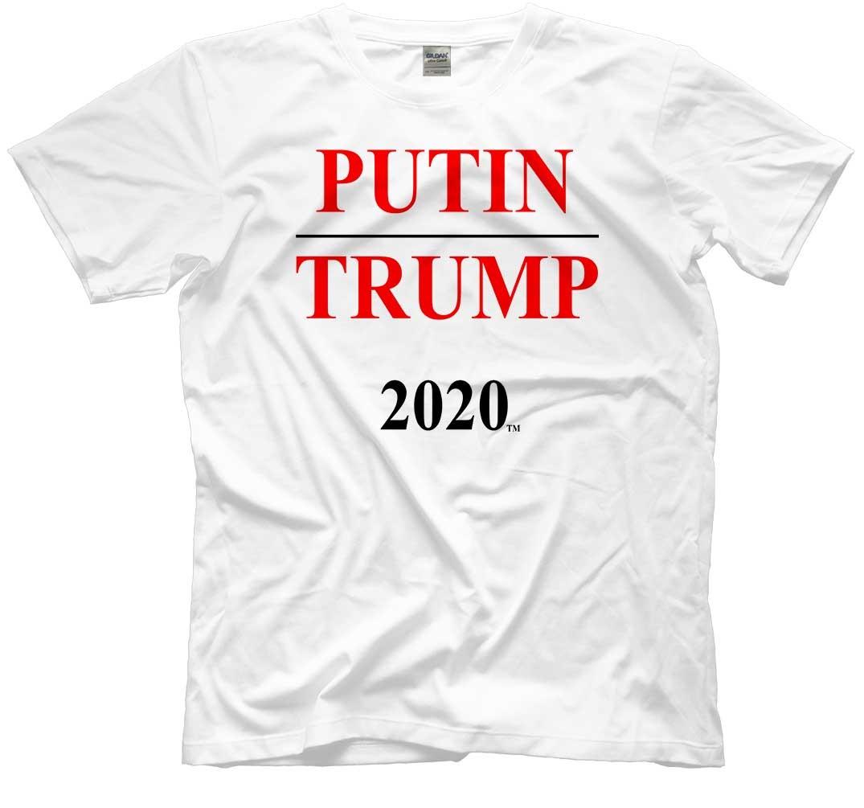 PUTIN TRUMP 2020