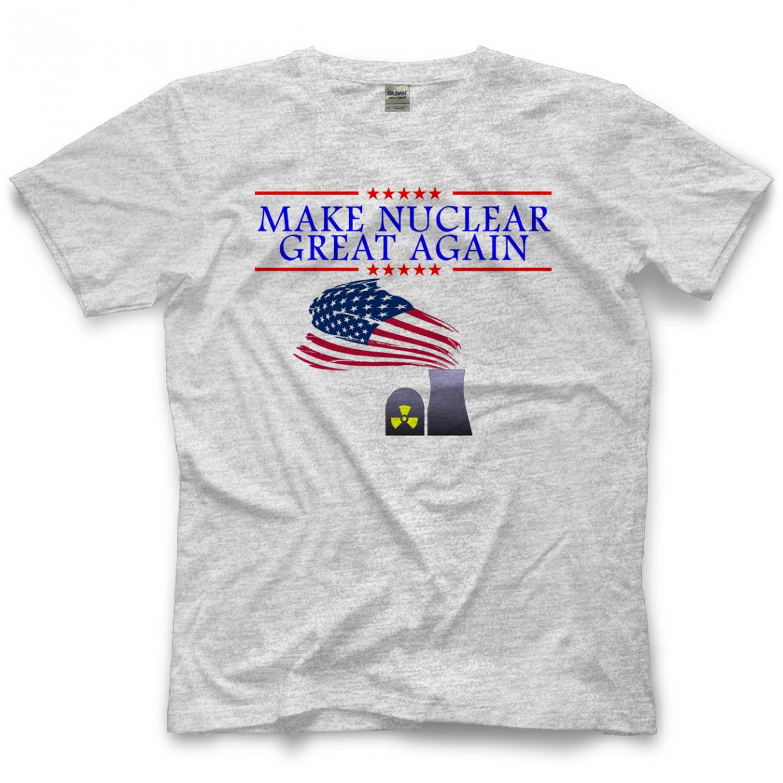 Make Nuclear Great Again