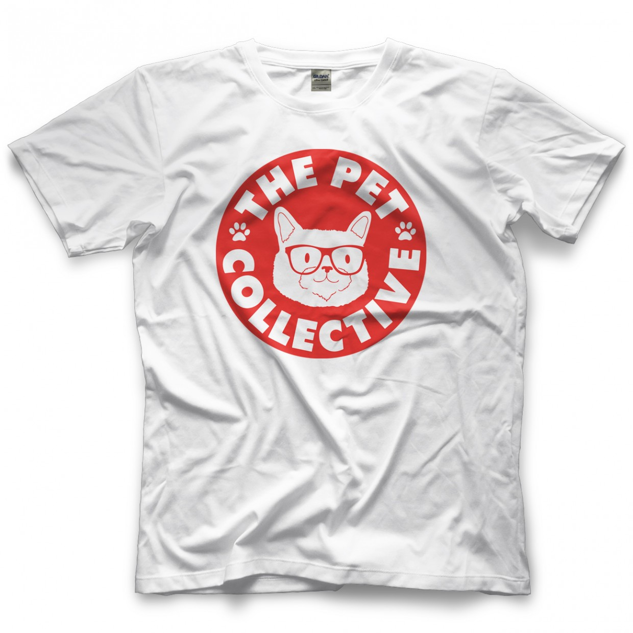 The Pet Collective White T-shirt