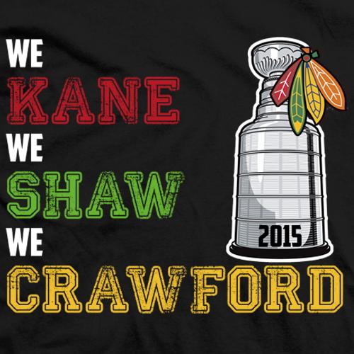 We Kane, We Shaw, We Crawford