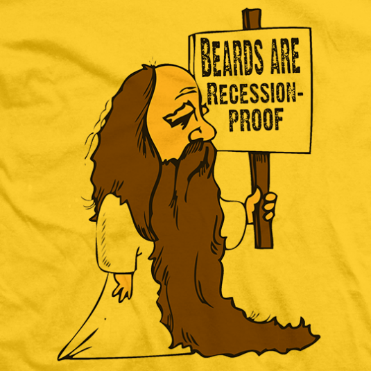 Beard Recession