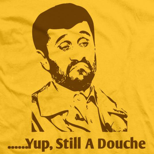 Douche Ahmadinejad