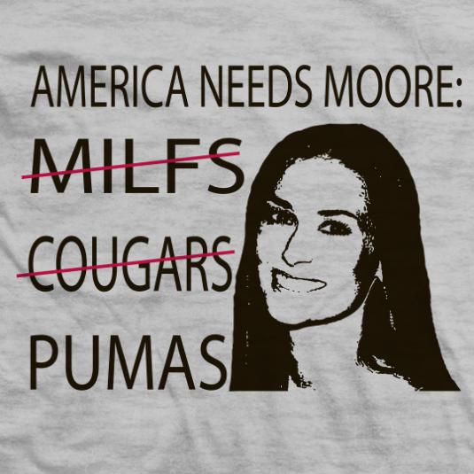 Moore Pumas
