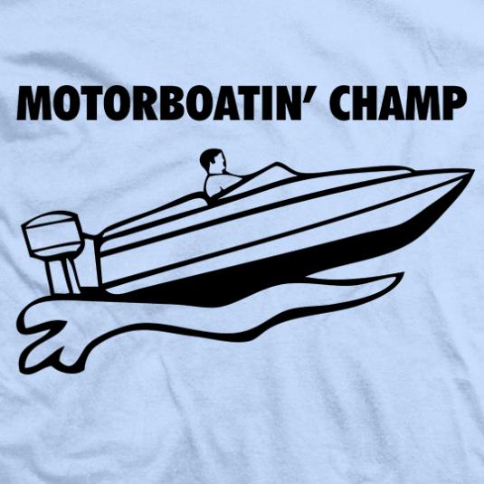Motorboatin