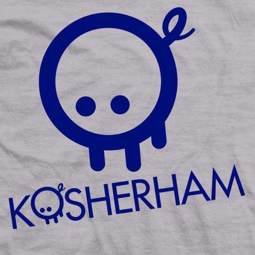 Kosher Ham Blue
