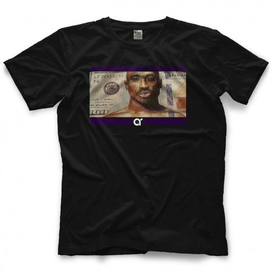 Albert Ray Collection Tupac We Trust T-shirt