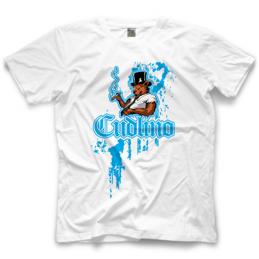 Cudlino Splattered Paint (White)