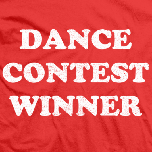 Dance Contest Winner