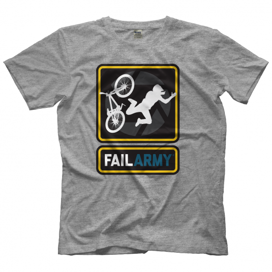 Fail Army 2 T-shirt