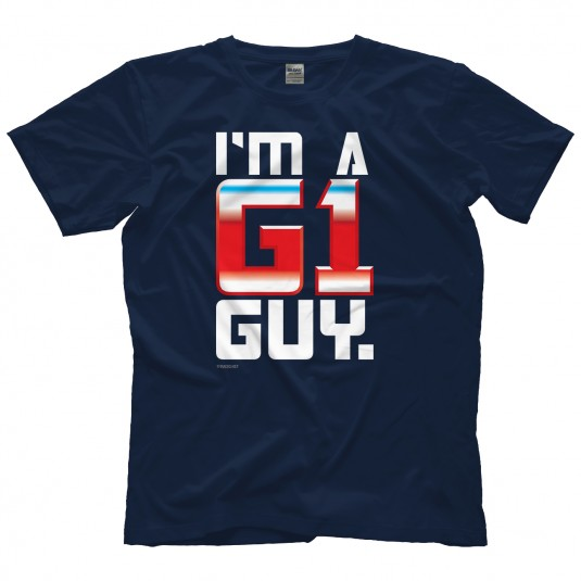 I'M A G1 GUY