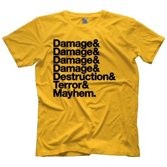 Turntable Troopers Destruction T-shirt