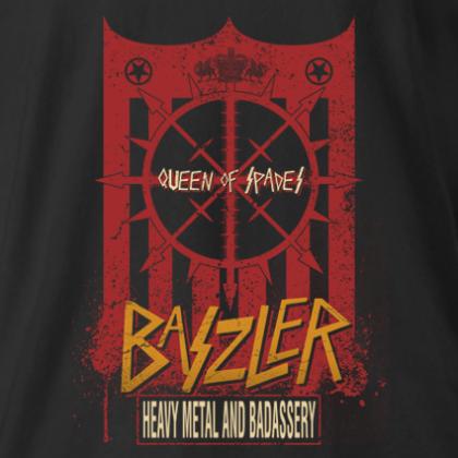 Heavy Metal Badassery