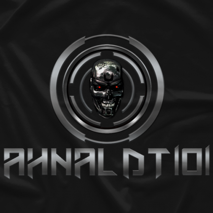 AhnaldT101 Fan Black