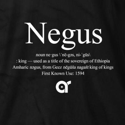 Negus (Black)