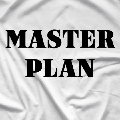 Elite Media Master Plan T-shirt