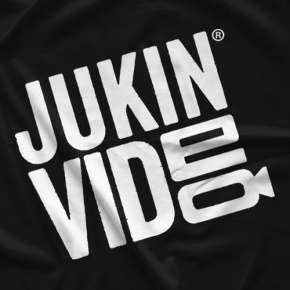 Jukin Video Black T-shirt