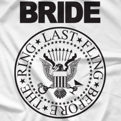 Punk Bride (White)