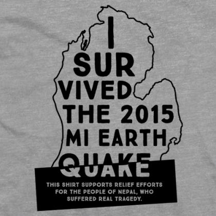 2015 MI Earth Quake