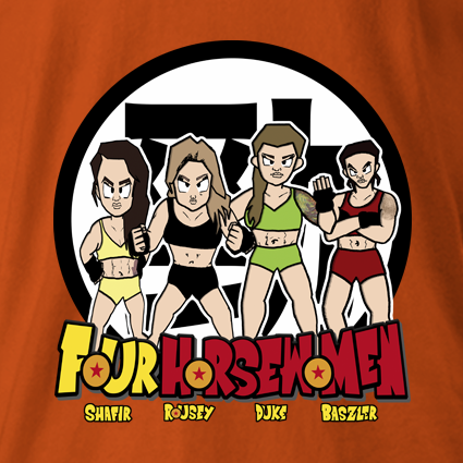 Four Horsewomen DBZ