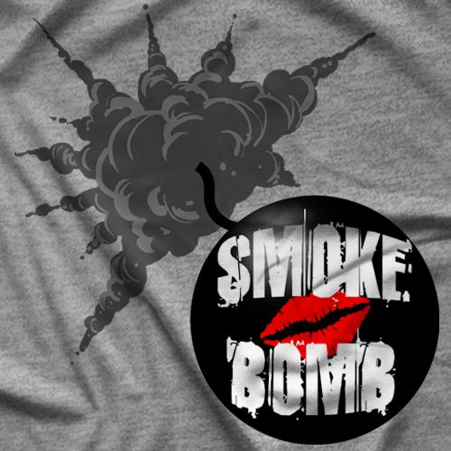 Smoke Bomb James
