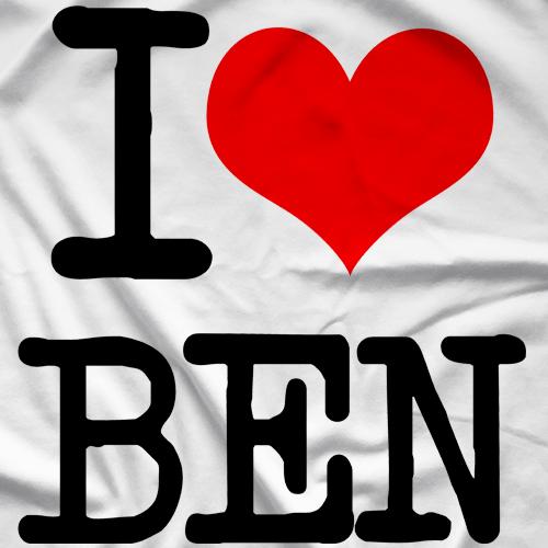 I Heart Ben
