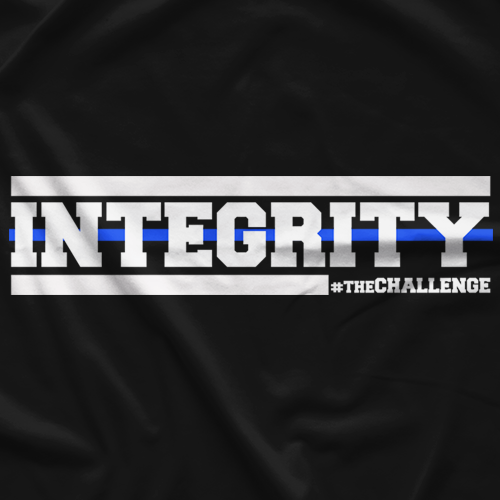 Jamie Banks Integrity T-shirt