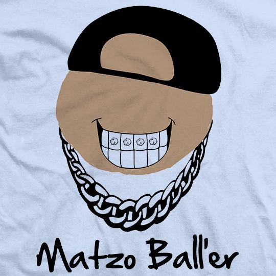 Matzo Baller