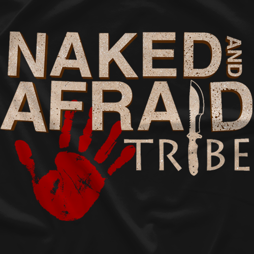 Naked and Afraid Tribe Knife