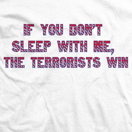 Terrorist Patriot