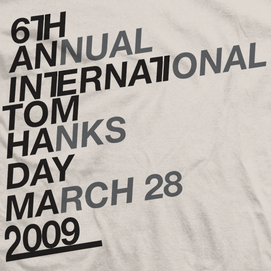 6th Annual Tom Hanks Day
