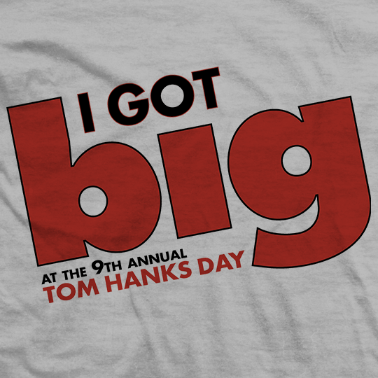 9th Annual Tom Hanks Day