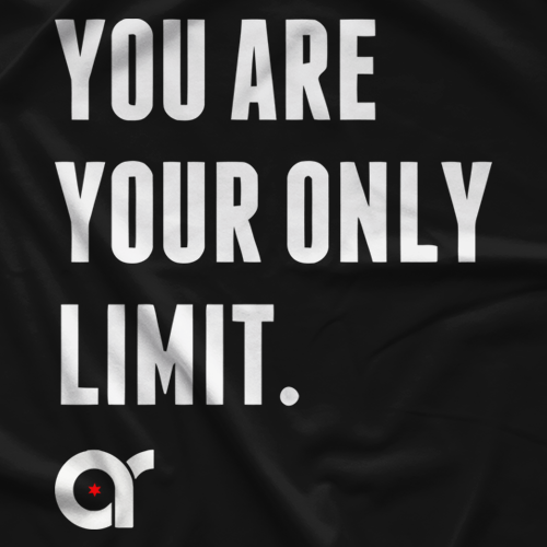 Albert Ray Collection Your Only Limit T-shirt