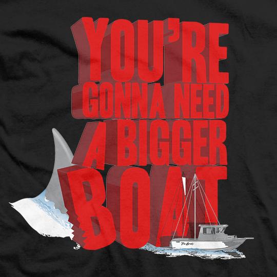 A Bigger Boat