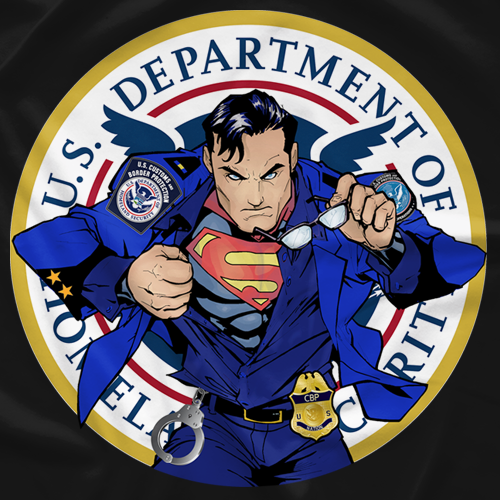 Officer of Steel