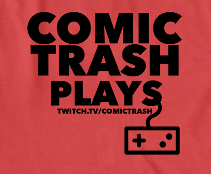 Comic Trash Plays